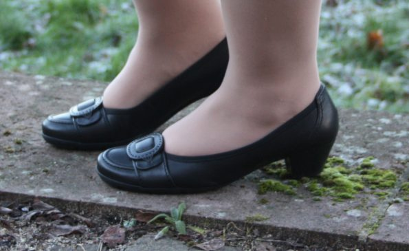 Schuhe von Garbor - Businessschuhe für Businessdress - gut zu Kleidern, Röcken und Hosen