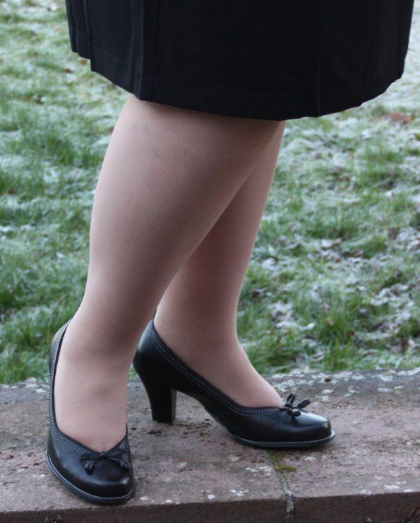 Pumps von Clarks - chice Schuhe zu Rock und Kleid - sehr Damenhaft