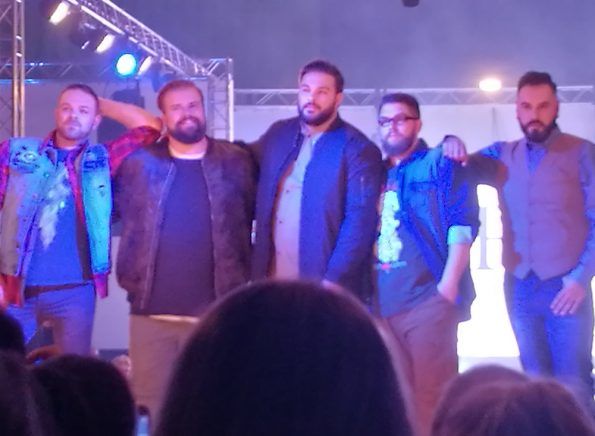 Plus Size Fashion Days 2017 - male models