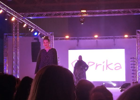 Fashionshow Paprika