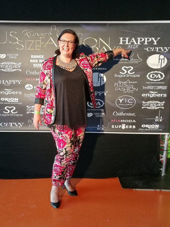 Hosenanzug von Happy Size