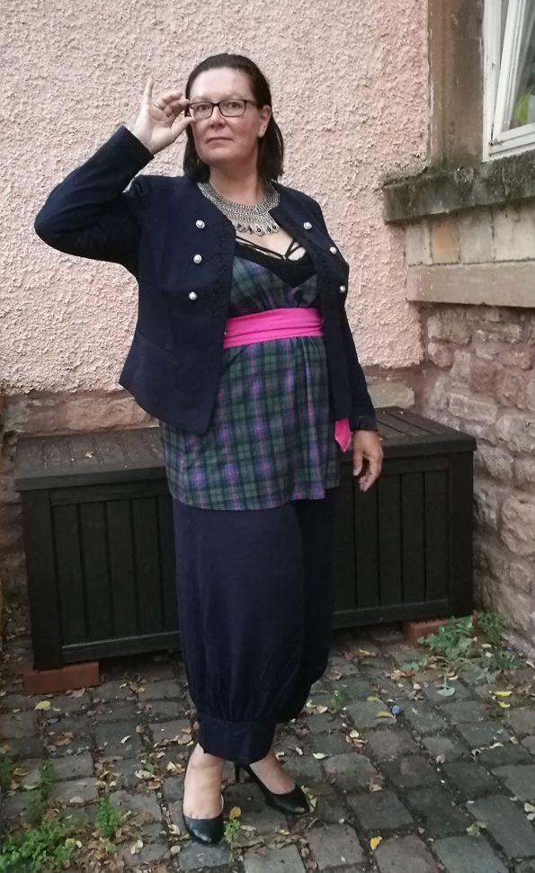 Das zweite Outfit von Happy Size
