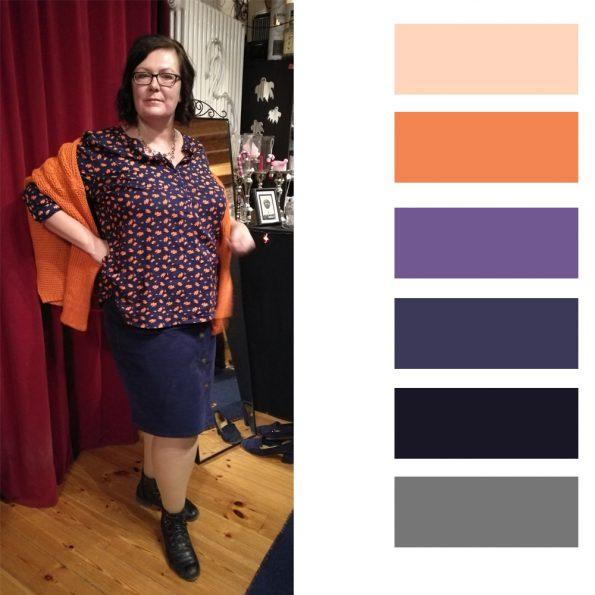 Dorit Outfit Februar 2019