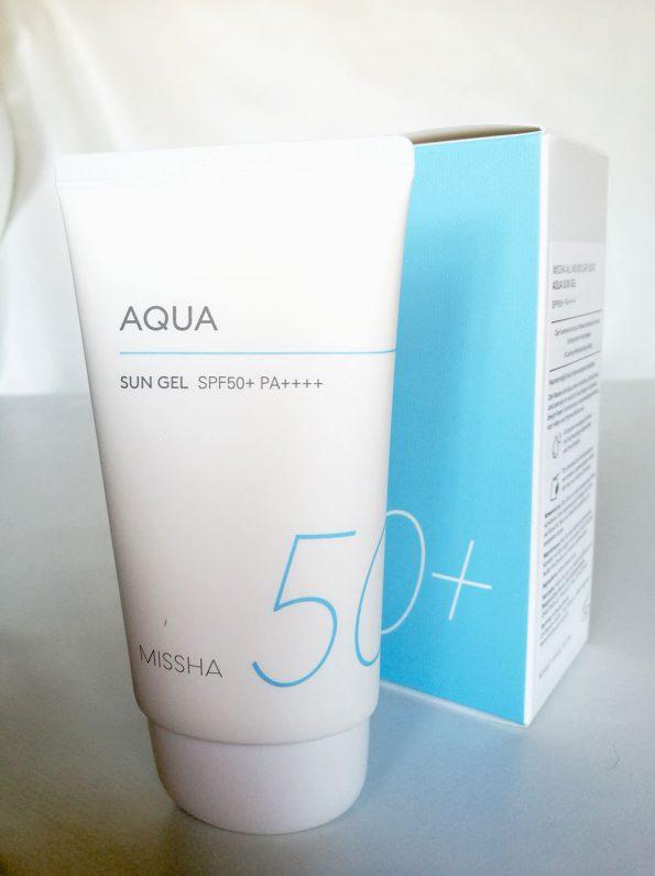Missha Aqua Sun Gel SFP50
