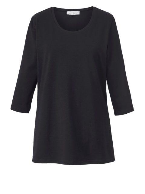 Basic Shirt schwarz Janet & Joyce
