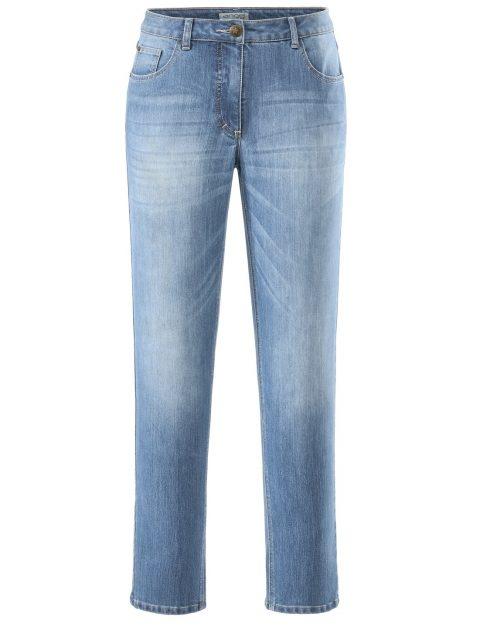 Jeans Carla Slimfit hellblau von Angel of Style
